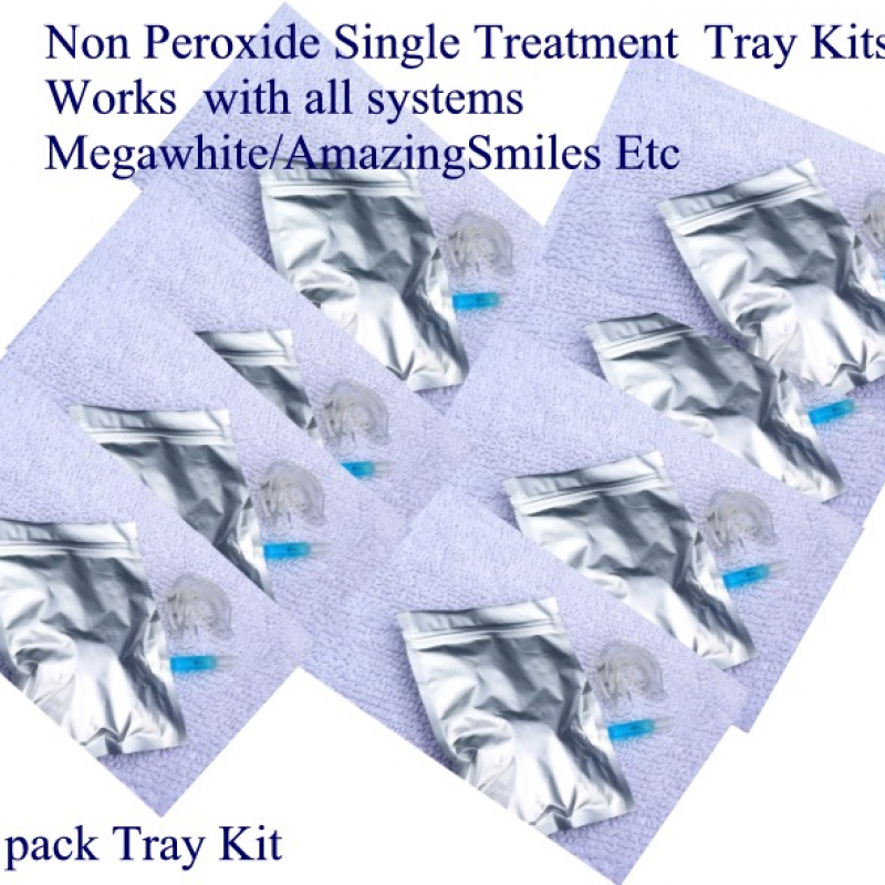 BASIC 10 PACK NON PEROXIDE TRAY SYSTEM SAVE £s NP3